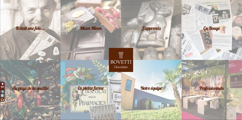 Bovetti site web